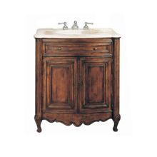 21 1/4 Wood Vanity from the Bordeaux Collection