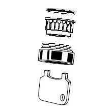 American Standard M923827-0020A
