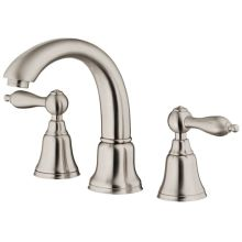 Widespread Bathroom Faucet From the Fairmont Collection (Valve Included)
