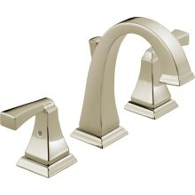Dryden Widespread Bathroom Faucet with Pop-Up Drain Assembly - Includes Lifetime Warranty