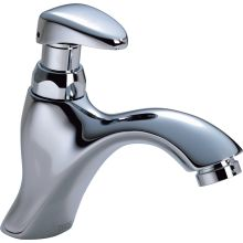 Single Handle Metering Slow-Close Bathroom Faucet ADA Compliant from the Teck Metering Collection