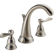 Windemere Widespread Bathroom Faucet with Pop-Up Drain Assembly - Includes Lifetime Warranty