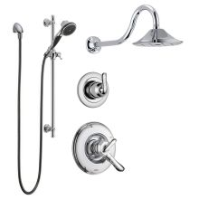 Delta Linden Monitor Shower Package