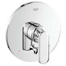 Single Handle Pressure Balanced Shower Valve Trim with Diverter from the Veris Collection