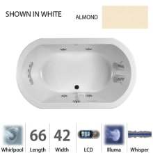Jacuzzi DUE6642 WCR 5IH