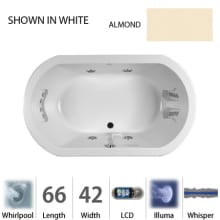 Jacuzzi DUE6642 WCR 5IW