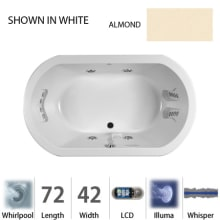 Jacuzzi DUE7242 WCR 5IH