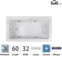 Jacuzzi ELL6032WLR4CW