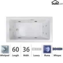 Jacuzzi ELL6036WLR4IW