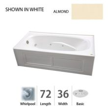 Jacuzzi AMS7236 WLR 2CH