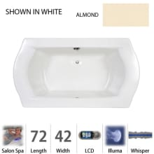 Jacuzzi SAL7242 CCR 5IW