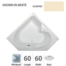 Jacuzzi TAR6060 WCL 2CH