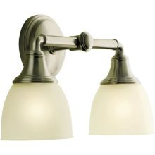 Devonshire Two Light Up or Down Wall Sconce