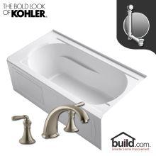 Kohler K-1184-RA/K-T398-4