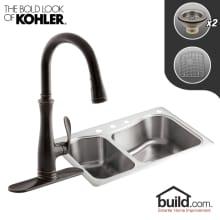 Kohler K-3361-4/K-560