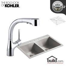 Kohler K-3820-4/K-13963