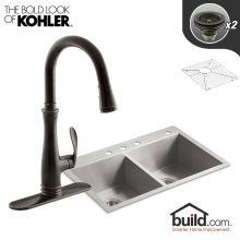 Kohler K-3820-4/K-560