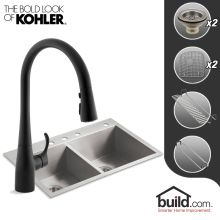 Kohler K-3820-4/K-596