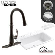Kohler K-5832-5U/K-560