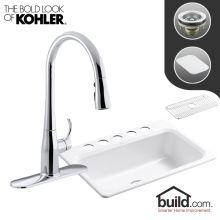 Kohler K-5832-5U/K-596