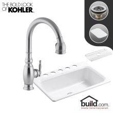 Kohler K-5832-5U/K-690