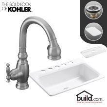 Kohler K-5832-5U/K-691