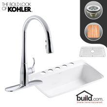 Kohler K-5864-5U/K-596