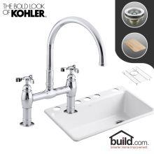 Kohler K-5871-5UA3/K-6130-3