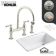 Kohler K-5871-5UA3/K-6131-4