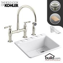 Kohler K-5872-5UA1/K-6131-4