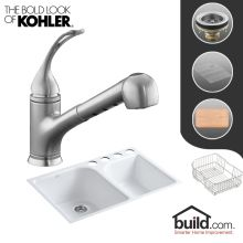 Kohler K-5931-4U/K-15160-L