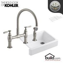 Kohler K-6486/K-6131-4