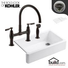 Kohler K-6489/K-6131-4