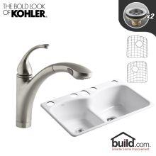 Kohler K-6626-6U/K-10433