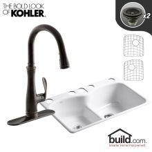 Kohler K-6626-6U/K-560
