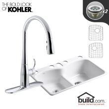Kohler K-6626-6U/K-596