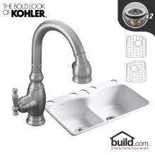 Kohler K-6626-6U/K-691