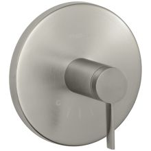 Stillness Single Metal Lever Handle Thermostatic Valve Trim