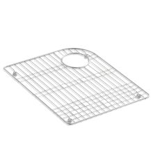 Left Bowl Stainless Steel Sink Rack for Marsala and Executive Chef Sinks