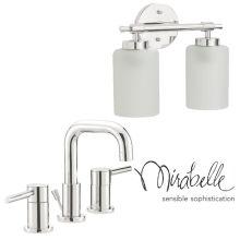 Mirabelle MIRWSED800/MLED2LGT
