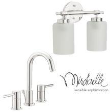 Mirabelle MIRWSED800H/MLED2LGT