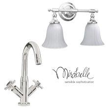 Mirabelle MIRWSML102/BRKW2LGT