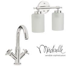 Mirabelle MIRWSML102/MLED2LGT
