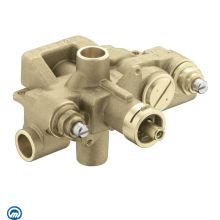 1/2 Inch Sweat (Copper-to-Copper) Moentrol Pressure Balancing Rough-In Valve (With Stops)