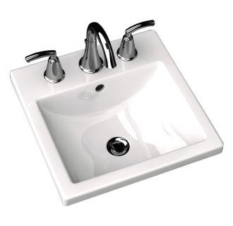 Drop In Lavatory Sinks At Faucet Com