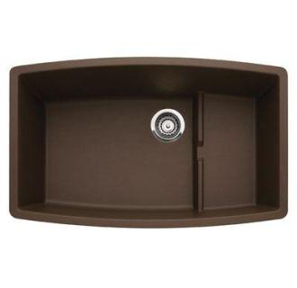 "... Performa Super Single Silgranit II Bowl Kitchen Sink 32"" x 19 1/2"