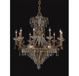 Crystorama Lighting Group 5179-CL-MWP