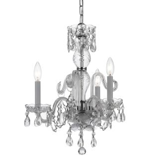 Crystorama Lighting Group 5044-CL-SAQ