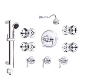 Danze Opulence Shower Bundle 1
