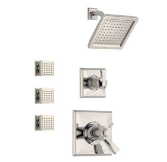 Delta Dryden Monitor 17 Series Shower System